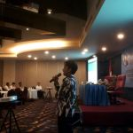 Speaker for Indonesian Workers E-Database System - BNP2TKI