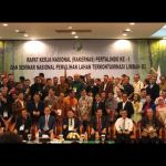 National Working Meeting - Association of Indonesian Environmentalists - Feb 10, 2018