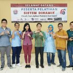 "Expert Speaker for Training ""System Dynamics"" at Bogor Agricultural University-January 25th, 2019"