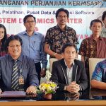 Signing of Study Program Cooperation. Agribusiness, Faculty of Agriculture Udayana University-Feb 22nd, 2019