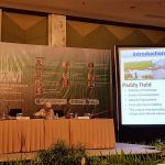 Speaker International Seminar on Natural Resources and Environmental Management (ISENREM 2019). Dynamic Model of Paddy Field Convertion Control in Citarum Watershed IPB International Convention Center-August 15th, 2019